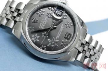 买来一年半的劳力士手表几折回收