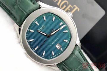 老款伯爵手表回收价格表透析分享