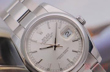 买了10年的20万劳力士手表能卖多少钱
