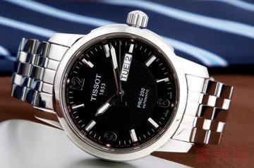 可以在天梭店里回收二手手表吗