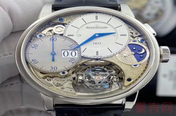 大城市的商场专柜回收二手表吗