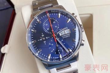 用了一年的mido手表回收能有多少钱