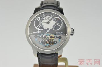 回收芝柏手表价格绝对让人大吃一惊