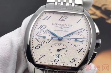 附近会有老款浪琴手表回收店吗