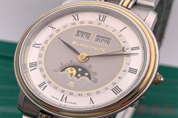 权威的宝珀手表回收渠道大揭秘