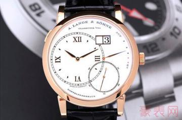 哪里有回收朗格手表的靠谱平台