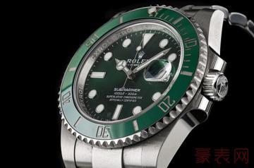 原价一千多的旧手表在哪里回收最合适