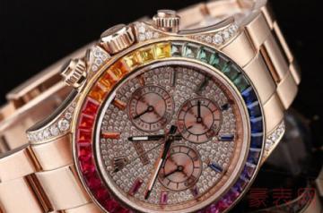 劳力士手表回收报价为何一直比较高