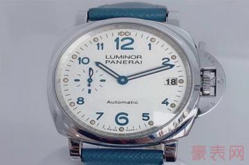 panerai男士手表回收比女表多吗