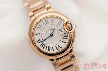 用了5年的手表回收还能值多少钱
