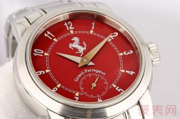 回收芝柏二手手表也别忽略了小配件