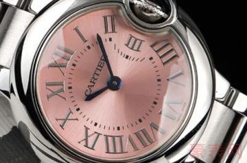 卡地亚蓝气球二手表可以卖多少钱