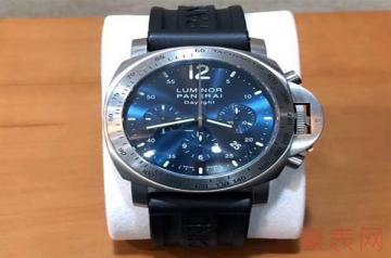 沛纳海手表回收折扣最高多少