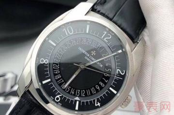 10万的二手手表回收价格是否公道