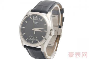 天梭力洛克手表回收价格几折