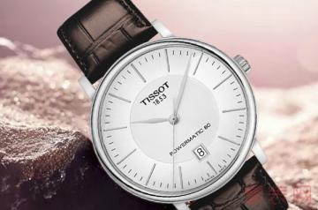 新的天梭卡森机械手表回收可以卖多少钱