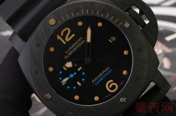 全套的沛纳海手表回收价格是多少