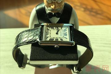 回收卡地亚手表店在哪里找 是否靠谱