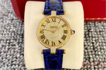 可以在卡地亚的专柜回收手表吗?