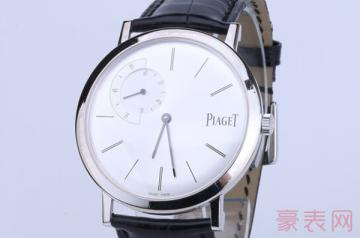 伯爵手表的回收价格大概是多少钱