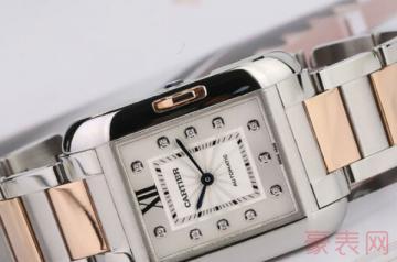 卡地亚手表回收常见能卖多少价