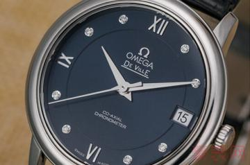 欧米茄手表拿去回收一般打几折