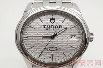 现在回收帝舵二手手表多少钱
