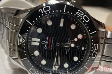 欧米茄六万的手表回收能卖多少钱
