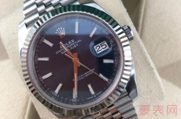 买了7年的手表还能回收吗