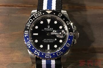 劳力士手表买了三年回收打几折才算符合行情