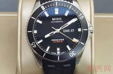 17年的美度领航者手表可以卖多少