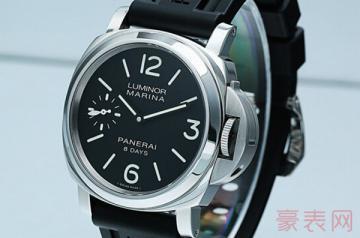 哪里可以回收二手沛纳海手表