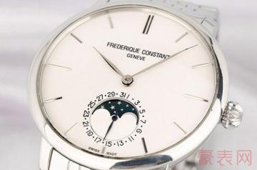 回收康斯登手表之前需要做些什么?