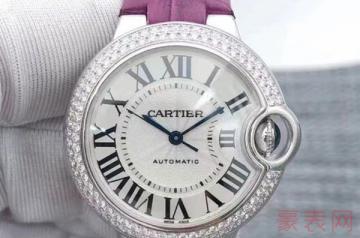 行情好的卡地亚手表哪里回收价格高