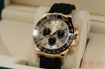 劳力士8万多公价的手表能卖多少钱