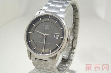 5000块的天梭手表二手能卖多少钱