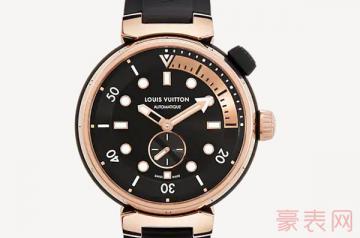 二手的lv手表哪里回收最合适