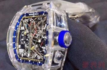 回收里查德米尔手表的价格是不是都惊人