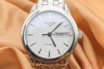 浪琴手表的回收价格有多少钱 一般是按照原价的几折算