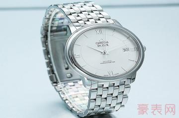 5万女士欧米茄手表回收值多少钱