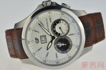 怎么才能轻松地高价回收芝柏手表