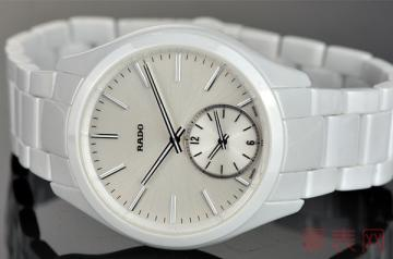 雷达二手手表回收为何估价不高?