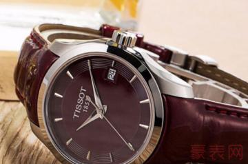 天梭手表回收价格表中的报价是怎么算的