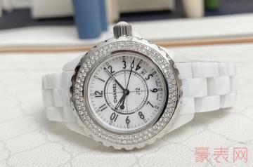 回收香奈儿手表如何看保值与否
