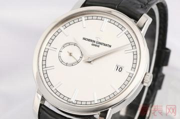 江诗丹顿87172系列手表二手能卖多少钱