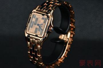 原价18万的卡地亚手表回收价格高吗