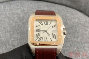 30万市场价的卡地亚手表回收价如何