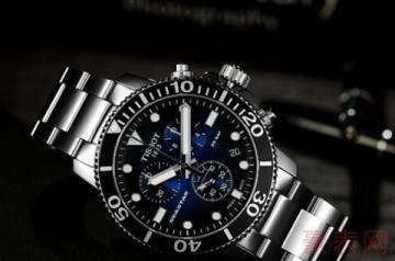天梭6000块钱的手表回收价位在什么层次