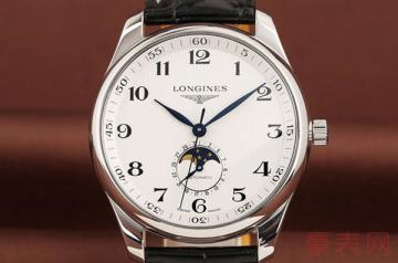 浪琴专柜给出的手表回收报价一般几折
