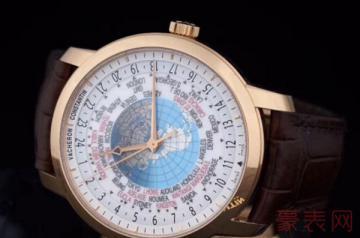 旧手表回收几折 其实主要看这几点